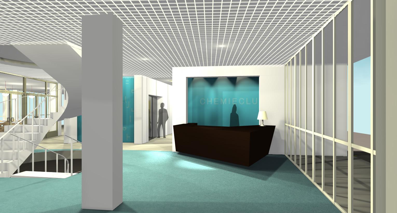 Kantoor verzamelpand steffen donker concept design for Kantoor architect